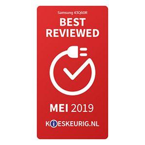 Samsung 43Q60R - Best Reviewed Kieskeurig