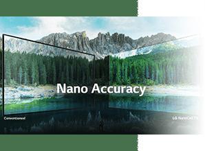 LG SM8600 - Nano Accuracy