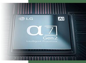LG SM8600 - Alpha 7 processor 2e generatie