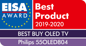 Philips OLED804 - EISA AWARD