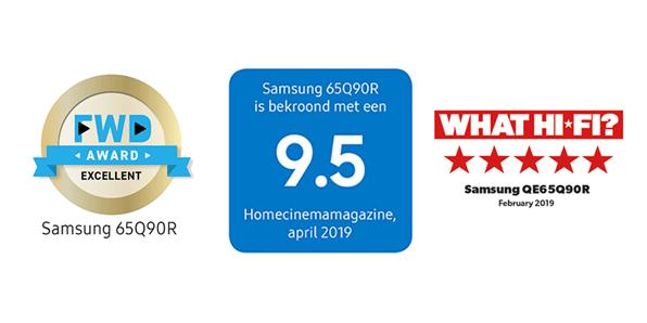 FWD Award - Homecinema Magazine - What Hi-Fi