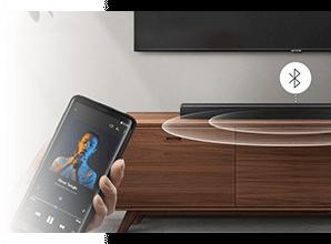 Samsung HW-R450 - Bluetooth