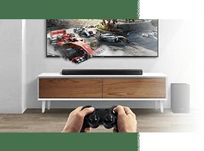 Samsung HW-R450 - Games