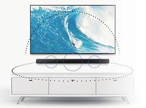 Samsung HW-R650 - Surround Sound
