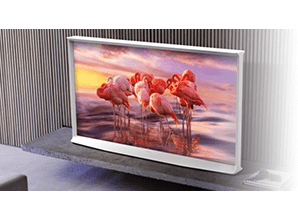 Samsung The Serif - QLED TV